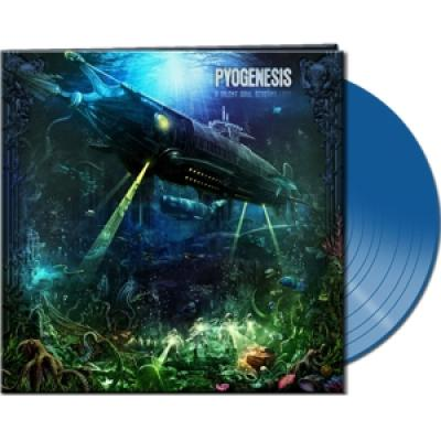 Pyogenesis - A Silent Soul Screams Loud (Clear Blue Vinyl) (LP)