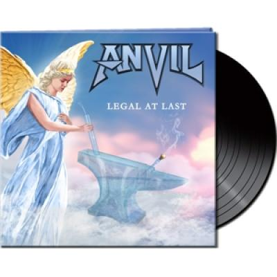 Anvil - Legal At Last (LP)