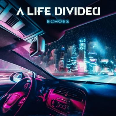 A Life Divided - Echoes (Clear Purple Vinyl) (LP)