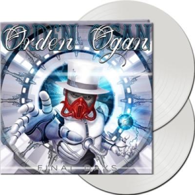 Orden Ogan - Final Days (White Vinyl) (2LP)
