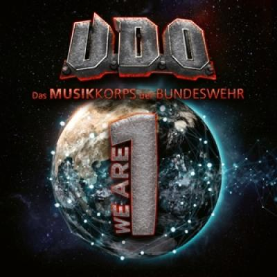 U.D.O. - We Are One (Clear Vinyl) (2LP)