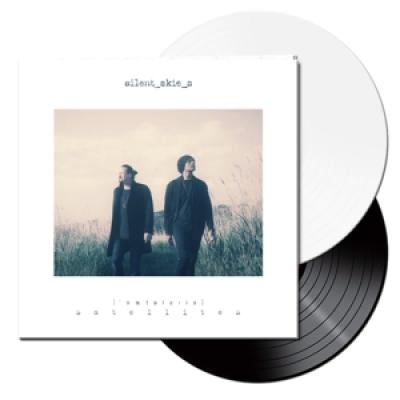 Silent Skies - Satellites (Black & White Vinyl) (2LP)