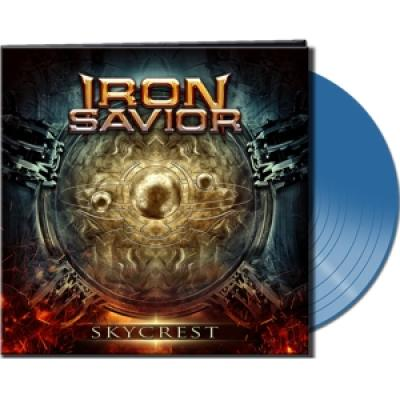 Iron Savior - Skycrest (Clear Blue Vinyl) (LP)