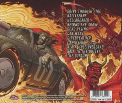 Motorjesus - Hellbreaker