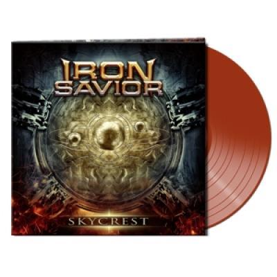 Iron Savior - Skycrest (Brick Red Vinyl) (LP)