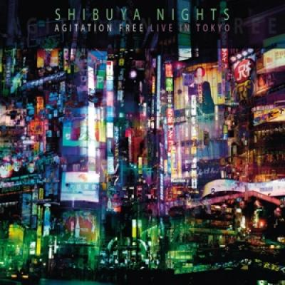 Agitation Free - Shibuya Nights (2LP)