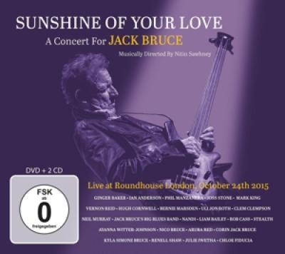 V/A - Sunshine Of Your Love (A Concert For Jack Bruce) (3CD)