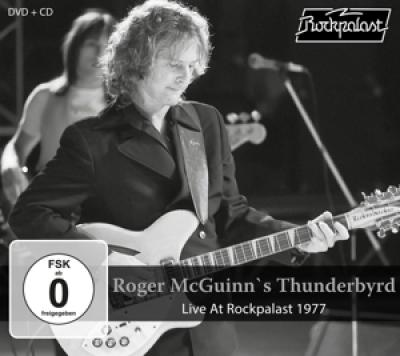 Mcguinn, Roger & Thunderbyrd - Live At Rockpalast 1977 (2CD)