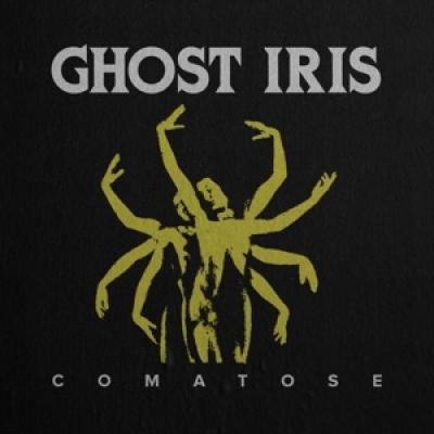 Ghost Iris - Comatose (Yellow-White Splattered Vinyl) (LP)