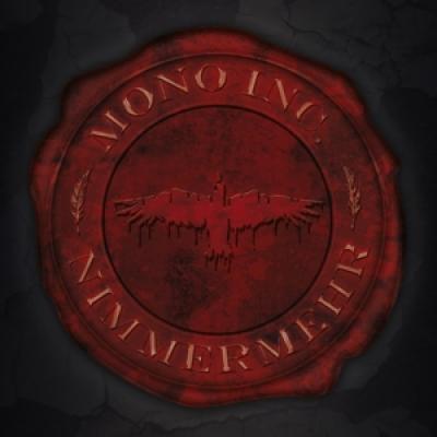 Mono Inc. - Nimmermehr (Red Transparent Vinyl With Black Streaks) (2LP)