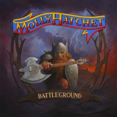 Molly Hatchet - Battleground (3LP)