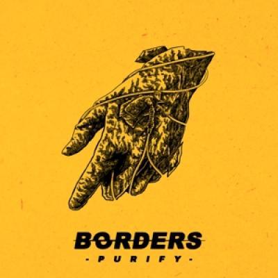 Borders - Purify (Yellow Vinyl) (LP)