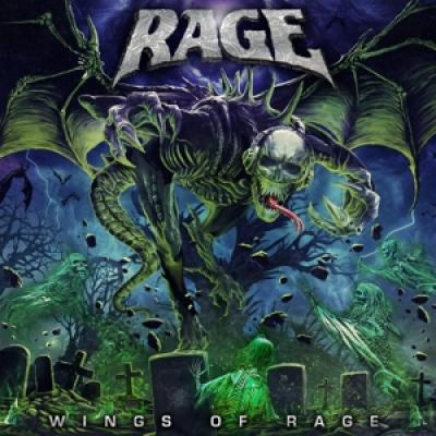 Rage - Wings Of Rage (2LP)