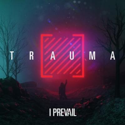 I Prevail - Trauma CLEAR/NEON MAGENTA VINYL