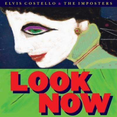 Costello, Elvis - Look Now 8X7INCH