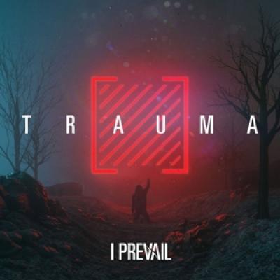 I Prevail - Trauma ULTRA CLEAR/NEON MAGENTA SPLATTER VINYL
