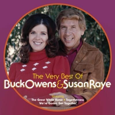 Owens, Buck & Susan Raye - Very Best Of Buck Owens & Susan Raye (LP)