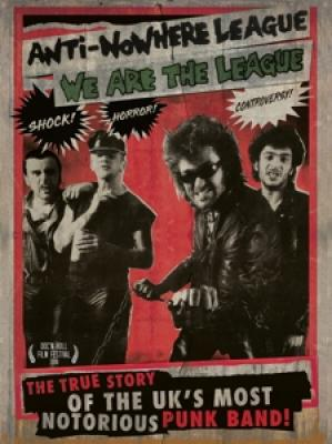 Anti-Nowhere League - We Are The League (2CD)