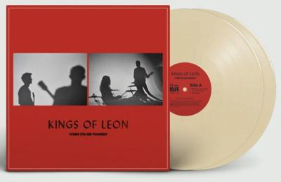 KINGS OF LEON When You See Yourself  (2LP) (Cream vinyl)
