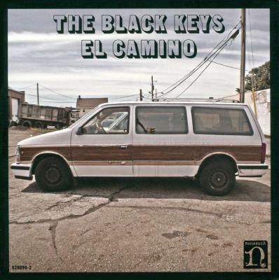 The Black Keys - El Camino (3LP+POSTER)