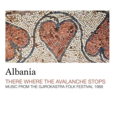Various - Albania (There Where The Avalanche Stops) (LP)