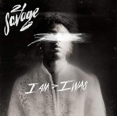 21 Savage - I Am > I Was (2LP)