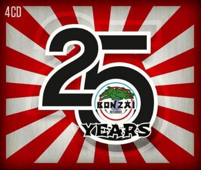 25 Years Bonzai (4CD)