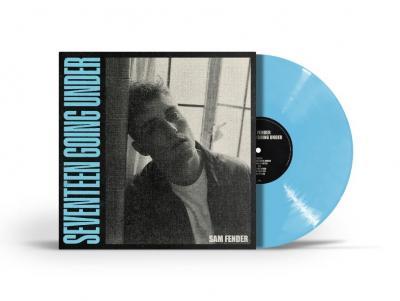 SAM FENDER - SEVENTEEN GOING UNDER (LP) (baby blue Vinyl)