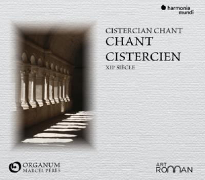 Ensemble Organum Marcel Peres Josep - Chant Cistercien