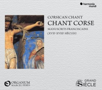 Ensemble Organum Marcel Peres - Chant Corse  Manuscrits Franciscain