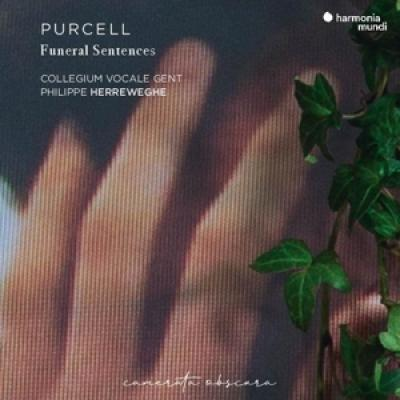 Philippe Herreweghe Collegium Vocal - Purcell Funeral Sentences CD