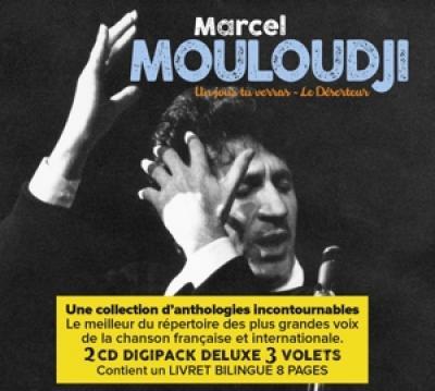 Marcel Mouloudji - Un Jour Tu Verras - Le Deserteur CD