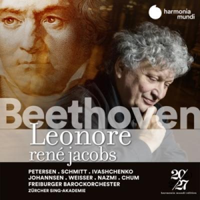Freiburger Barockorchester Rene Jac - Beethoven Leonore (2CD)