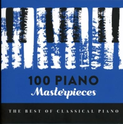 Various Artists - 100 Piano Masterpieces (6CD)