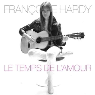 Francoise Hardy - Le Temps De Lamour LP