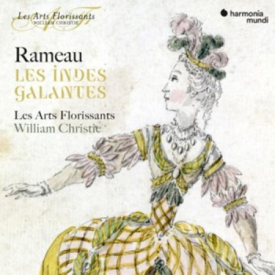 Les Arts Florissants William Christ - Rameau  Les Indes Galantes (3CD)