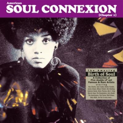 Divers Interpretes - American Soul Connexion - Chapter 1 (2LP)