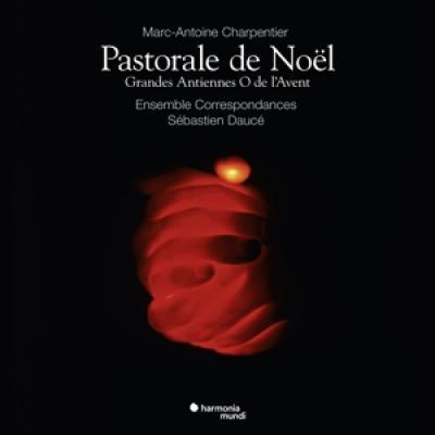 Ensemble Correspondances Sebastien - Marc-Antoine Charpentier Pastorale (2LP)