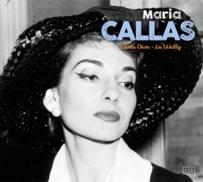 Maria Callas - Casta Diva & La Walli (2CD)