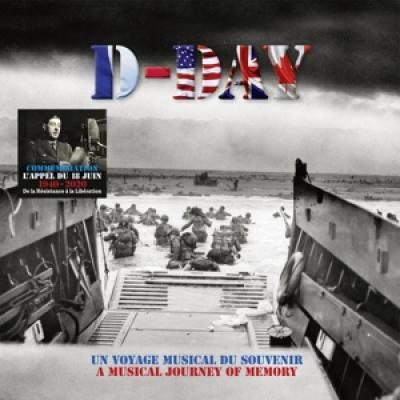 Various Artists - D-Day - Un Voyage Musical Du Souven (2LP)