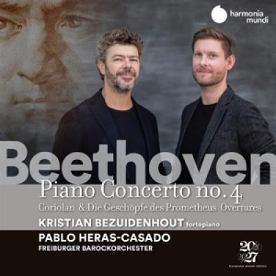 Freiburger Barockorchester Pablo He - Beethoven Piano Concertos 2