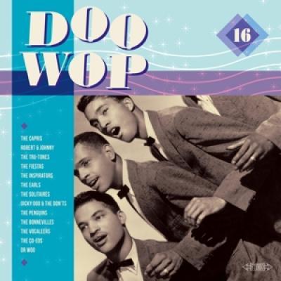 Various Artists - Doo-Wop (LP)