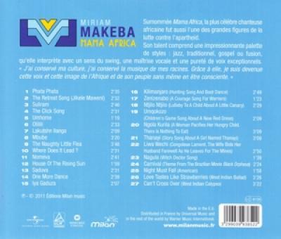 Makeba, Miriam - Mama Africa