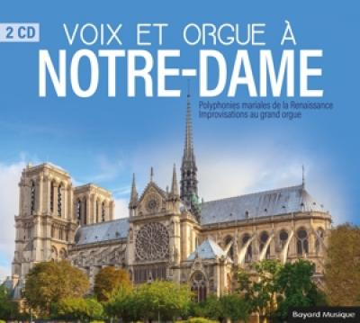 Ensemble Carmina Sacra Yves Deverna - Voix Et Orgue A Notre-Dame