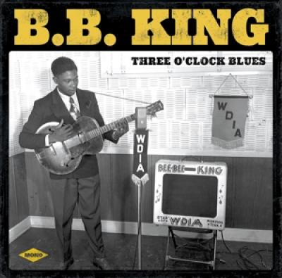 King, B.B. - Three O Clock Blues (LP)