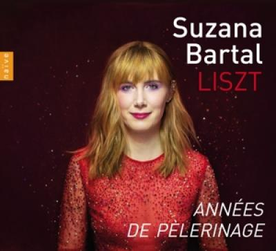 Suzana Bartal - Annees De Pelerinage (3CD)