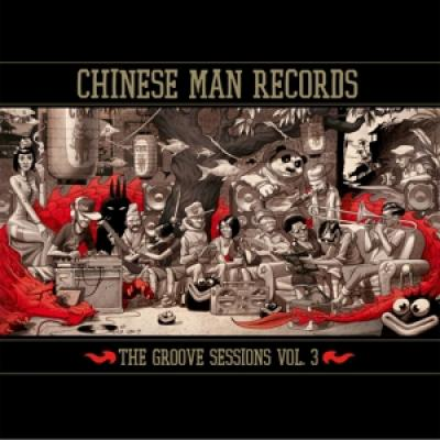 Chinese Man - Groove Sessions Vol.3 Birthday Edit (3LP)