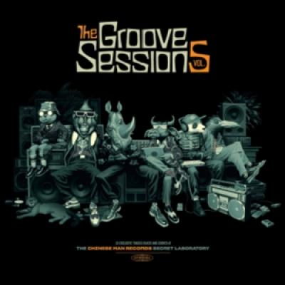 Chinese Man - Groove Session Vol.5 (2LP)