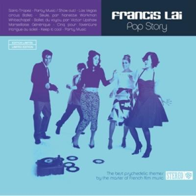 Francis Lai - Pop Story (LP)