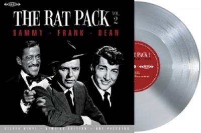 Rat Pack - Vol.2 (Silver Coloured Vinyl) (LP)